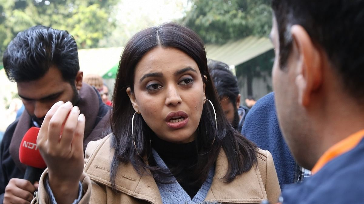 Swara Bhaskar on 'Love Jihad' and the growing intolerance