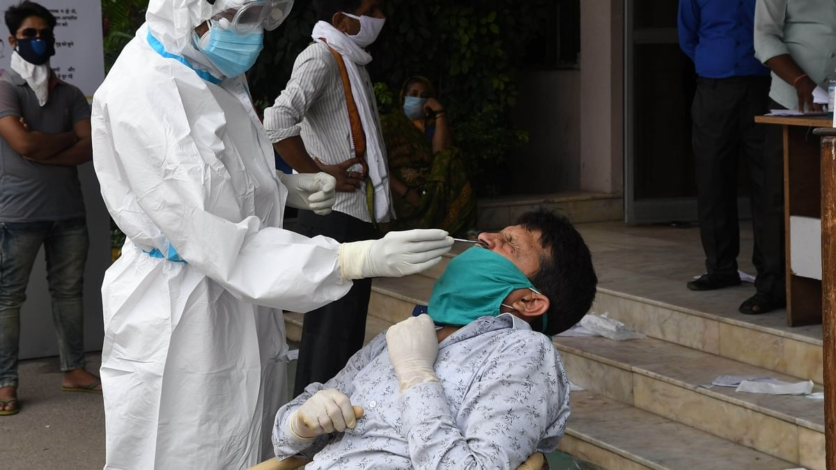India records over 92,000 COVID cases, 2,219 deaths in 24 hours