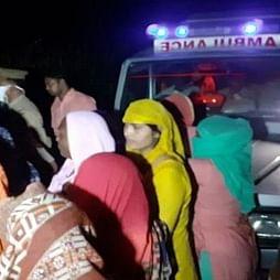UP police forcibly cremate Hathras rape victim at night; Priyanka demands Yogi's resignation