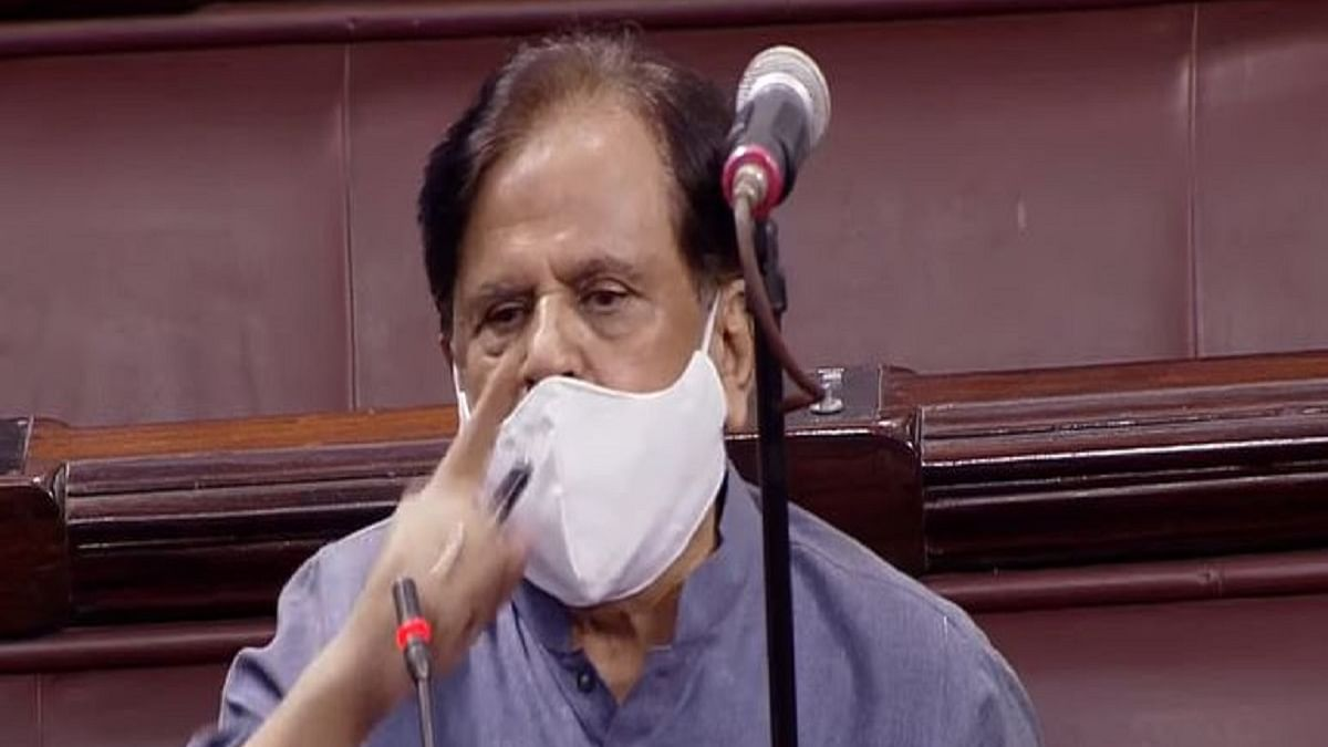 Is ordinance a way to centralise agriculture and hand it over to foreign companies: Ahmed Patel in Rajya Sabha