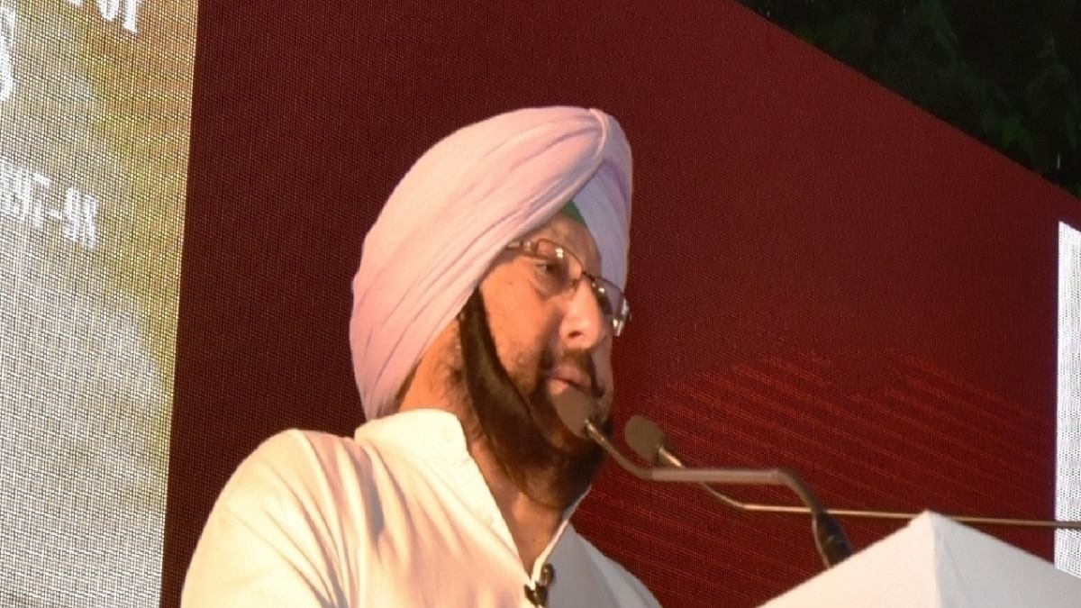 Hope pain of agitating farmers will reach Centre: Punjab Chief Minister Amarinder Singh