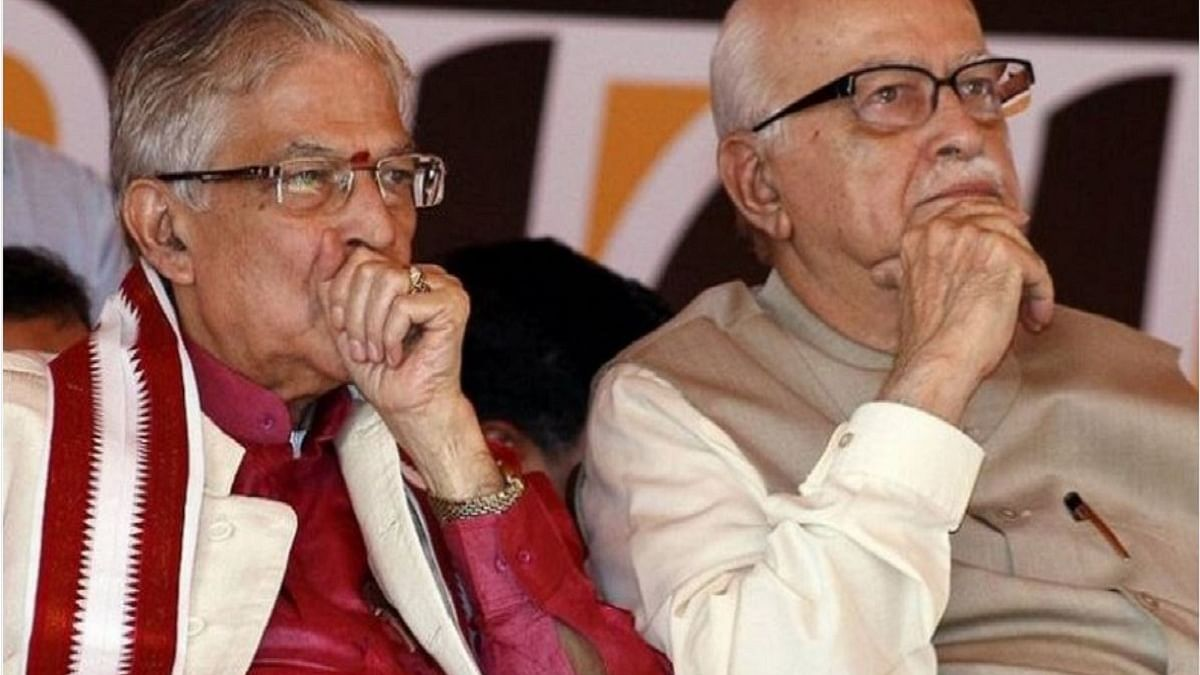 Babri Masjid Demolition Case: Advani, Joshi exempted from personal appearance in court tomorrow