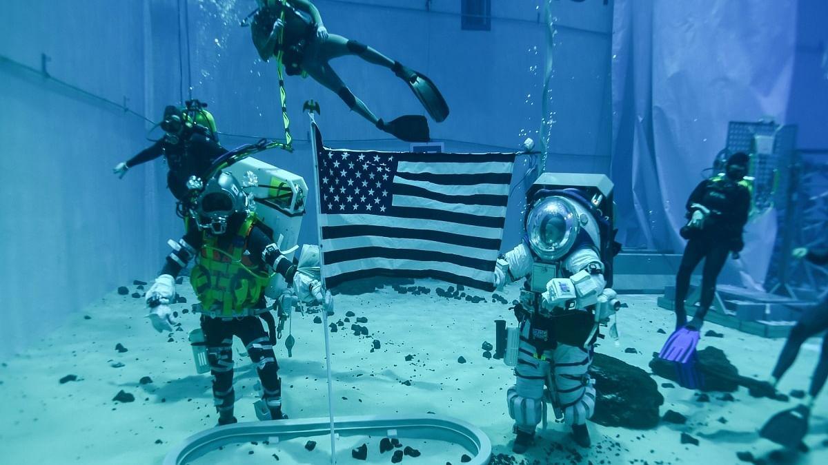 How NASA is preparing astronauts for next moonwalks