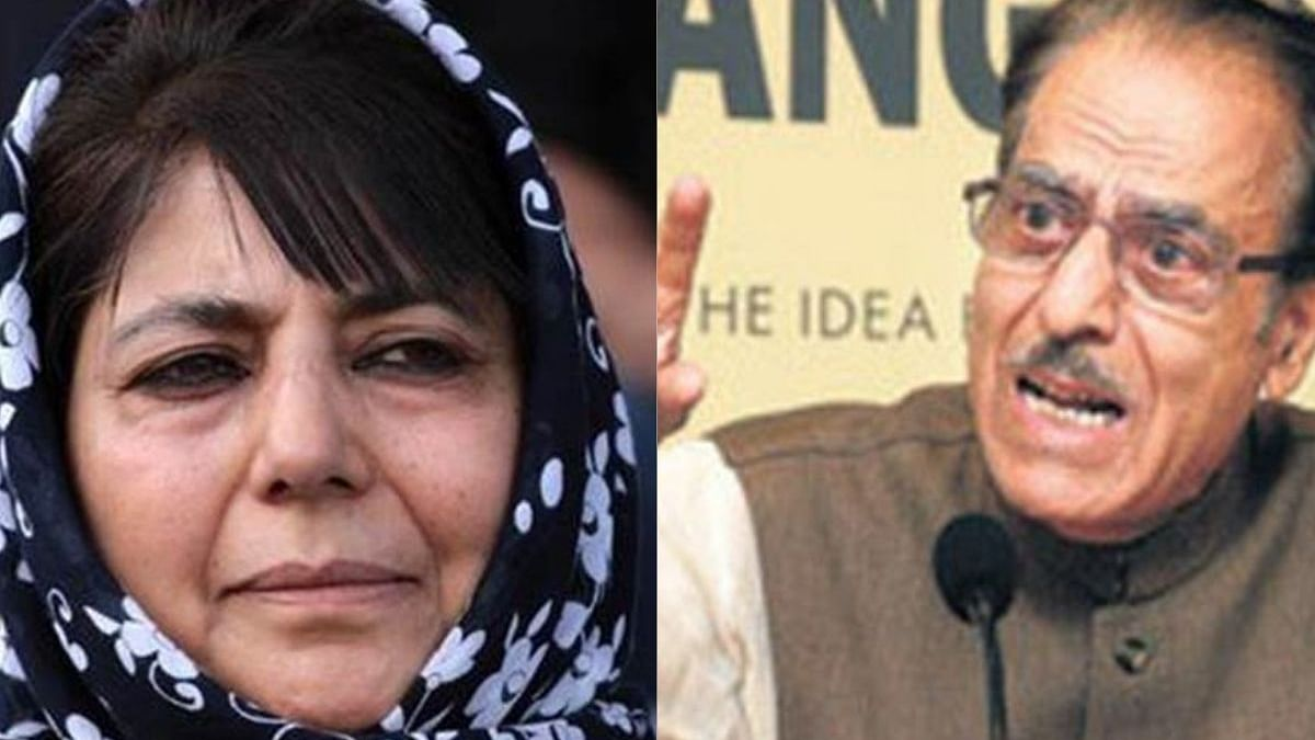 PDP president Mehbooba Mufti incarcerated illegally, should be released with an apology: Saifuddin Soz