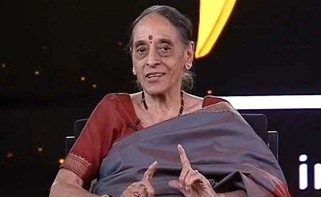 Justice Leila Seth (Photo Courtesy: @ndtv)