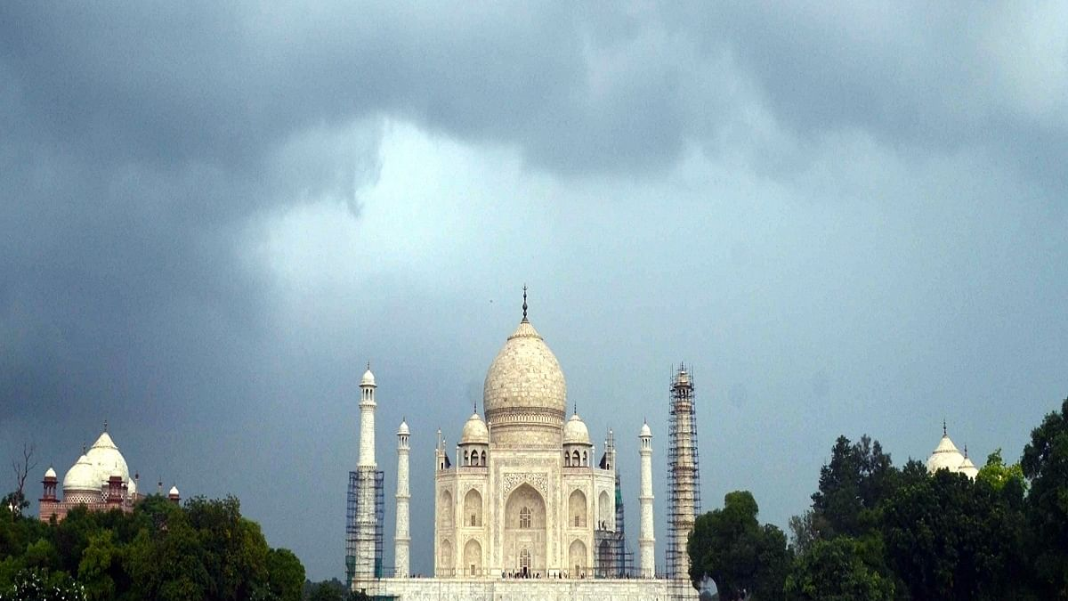Taj Mahal, Agra Fort to reopen from Monday after 6 months