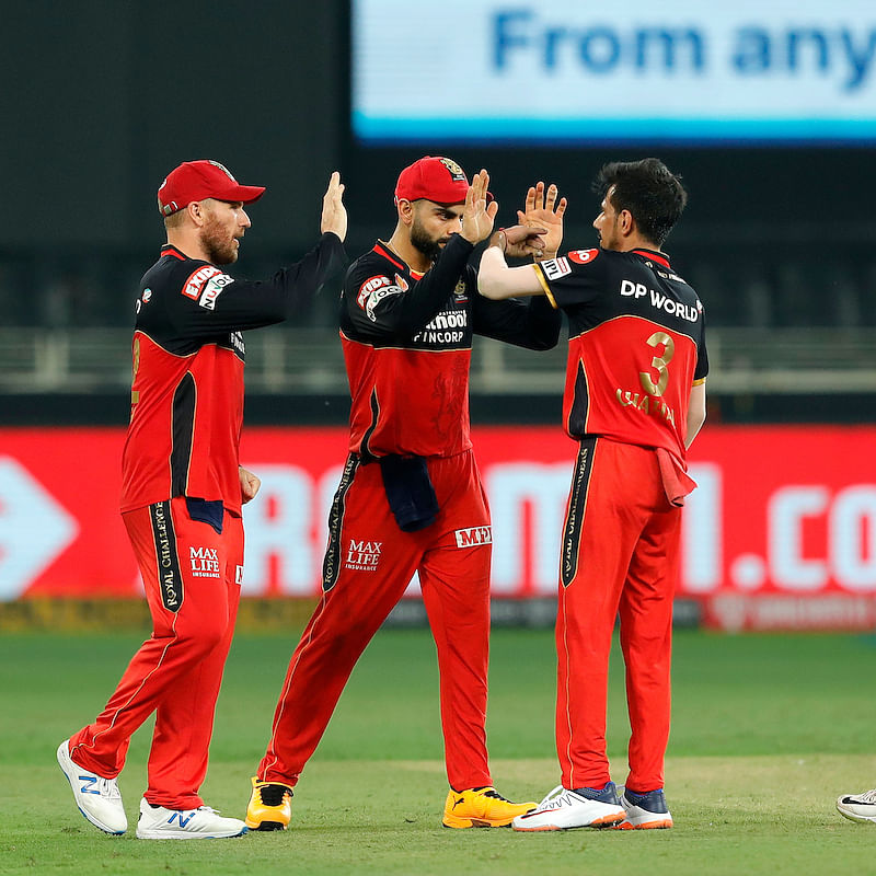 IPL 2020: Padikkal, Chahal star in Royal Challengers Bangalore's win over Sunrisers Hyderabad