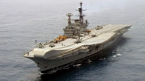 Last minute bid to save Viraat: Now, Maharashtra government offers to preserve India's first aircraft carrier