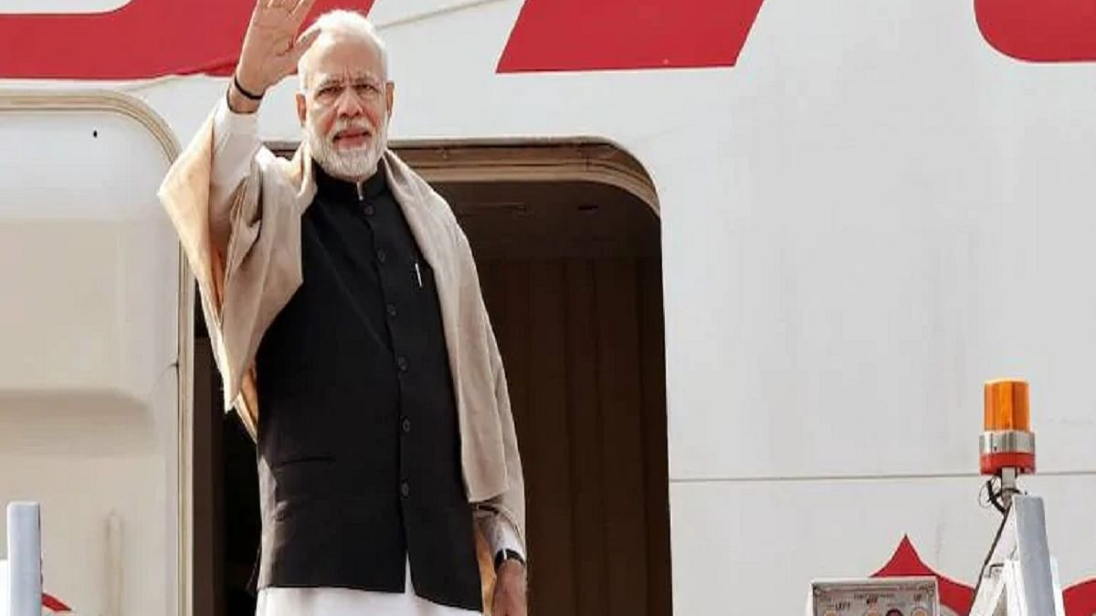 Govt reveals: PM Modi visited 58 countries since 2015, it cost more than Rs 517 crore
