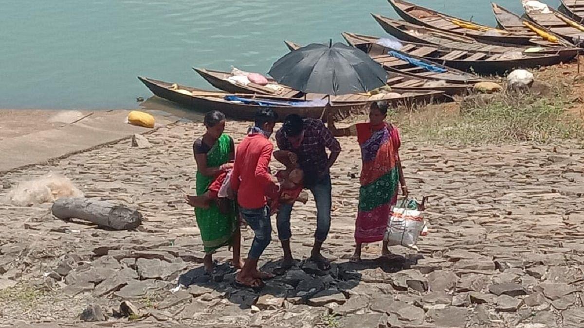 Odisha: BSF saves ailing woman's life in Maoist belt