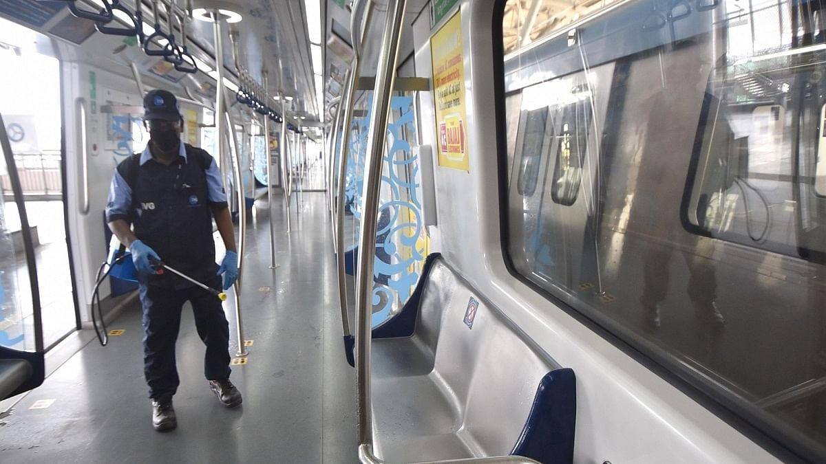 Hyderabad Metro to resume services from Monday with precautions