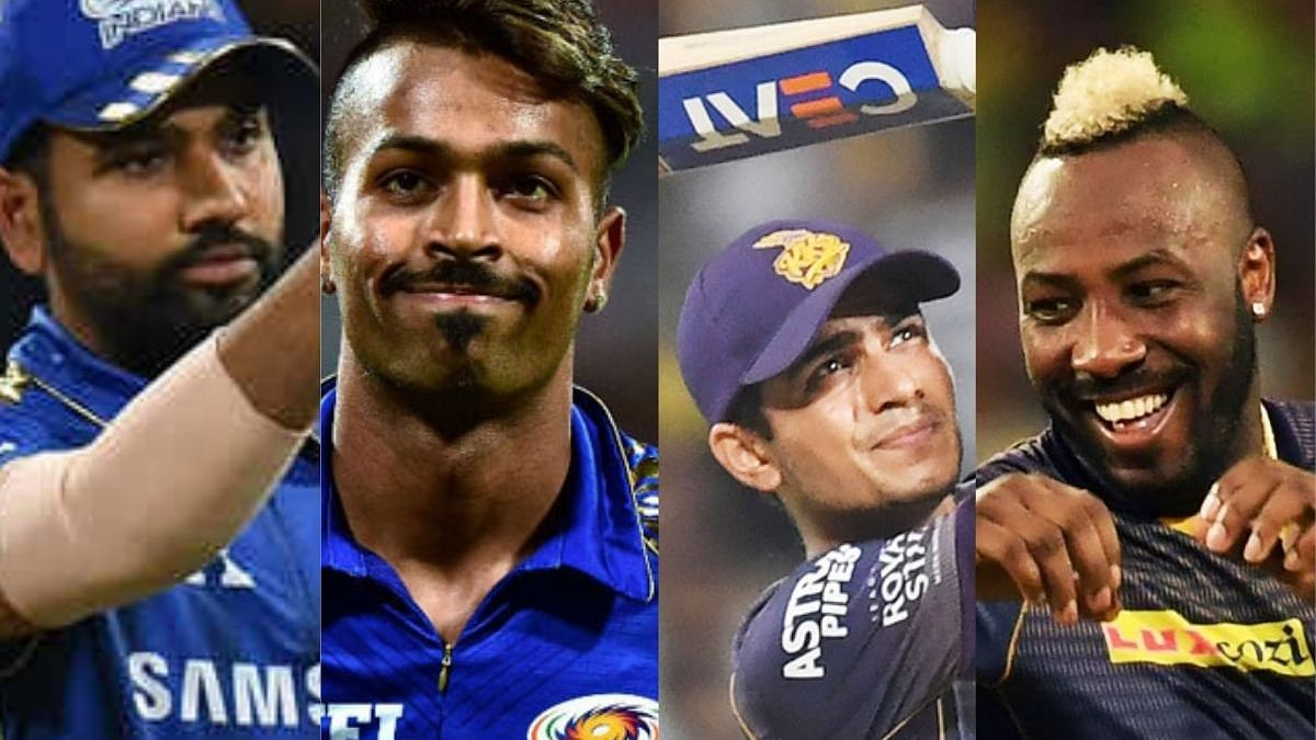 Battle of Batsmen: It's Shubman, Russell vs Rohit, Hardik as KKR take on MI