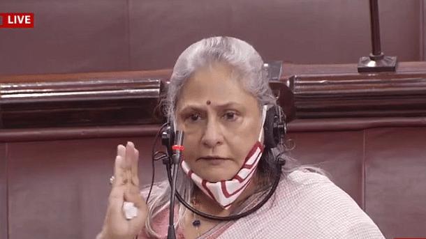 Film industry image being tarnished says Jaya Bachchan in Rajya Sabha