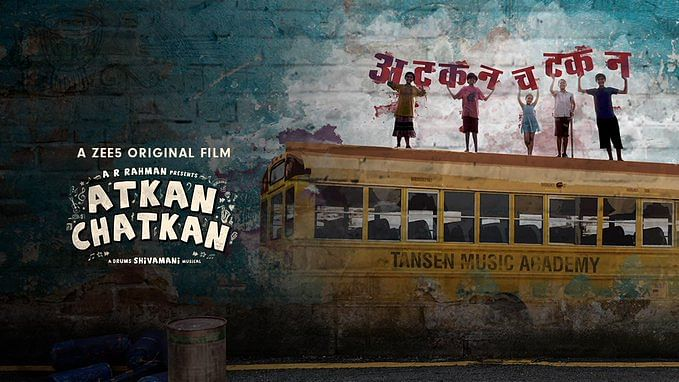 'Atkan Chatkan' is a well-meaning mess