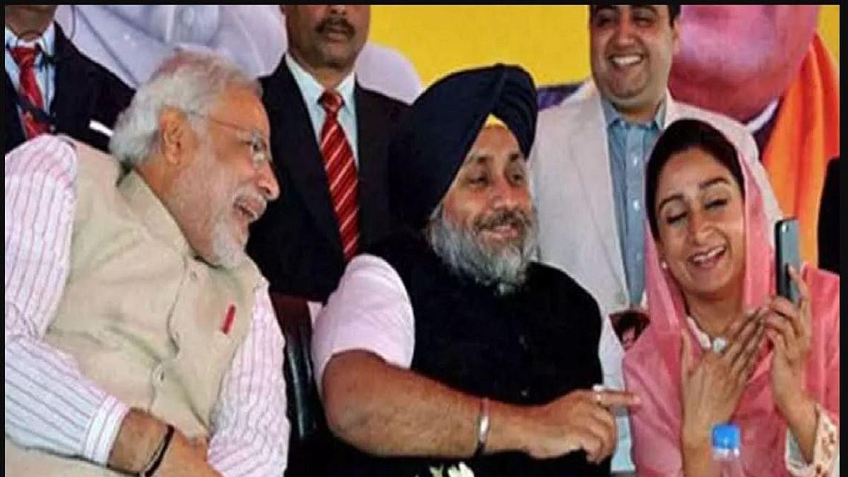 Shiromani Akali Dal likely to quit BJP-led NDA over farm Bills