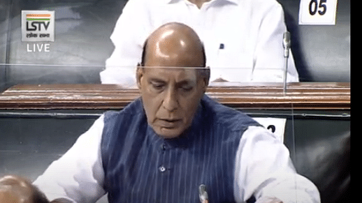 China in illegal occupation of 38,000 sq km of Indian land, effort to alter status quo not acceptable: Rajnath