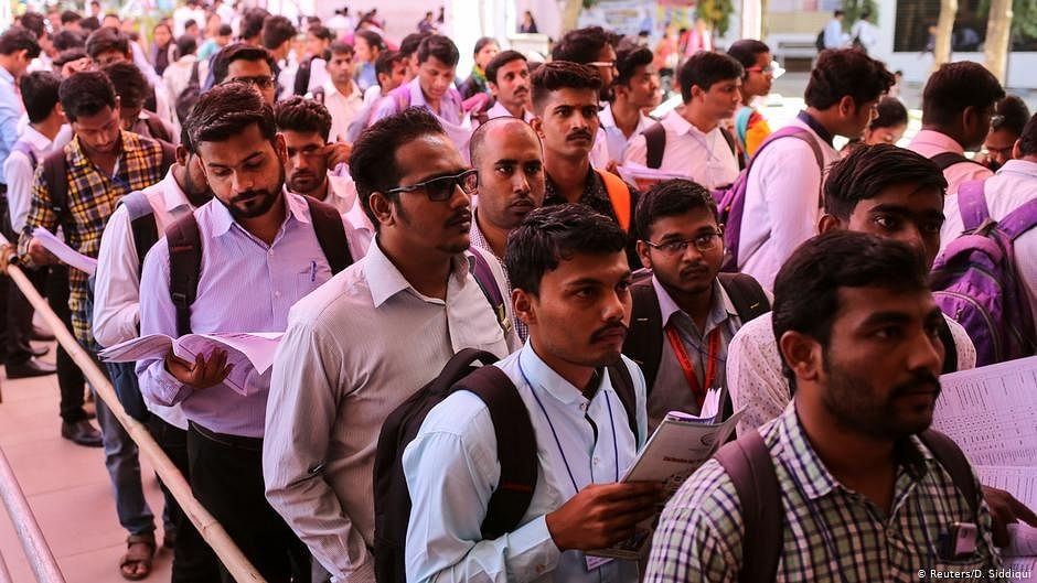 Due to govt apathy, unemployment rate has grown to a level where it may cause unrest