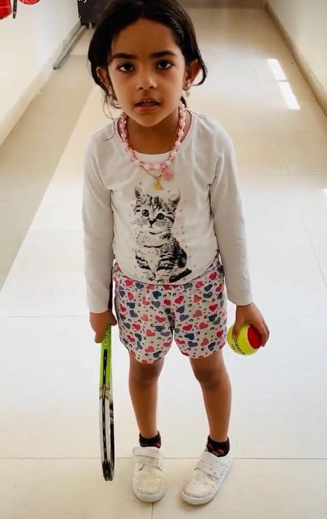 Viviktha Visakh (IANS Photo)