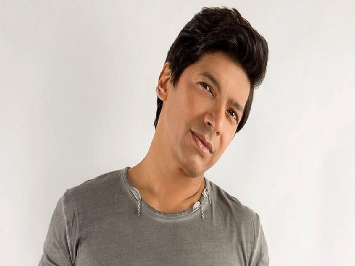 Popular playback singer Shaan (Photo courtesy: IANS)