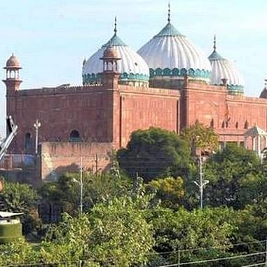 Civil suit filed in Mathura court for removal of Masjid Idgah from 'Shrikrishna Janam Bhoomi'