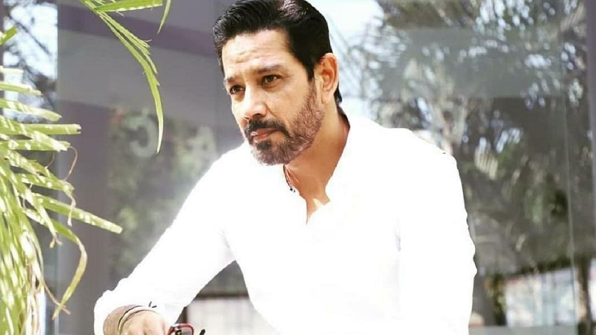 Actor Anup Soni