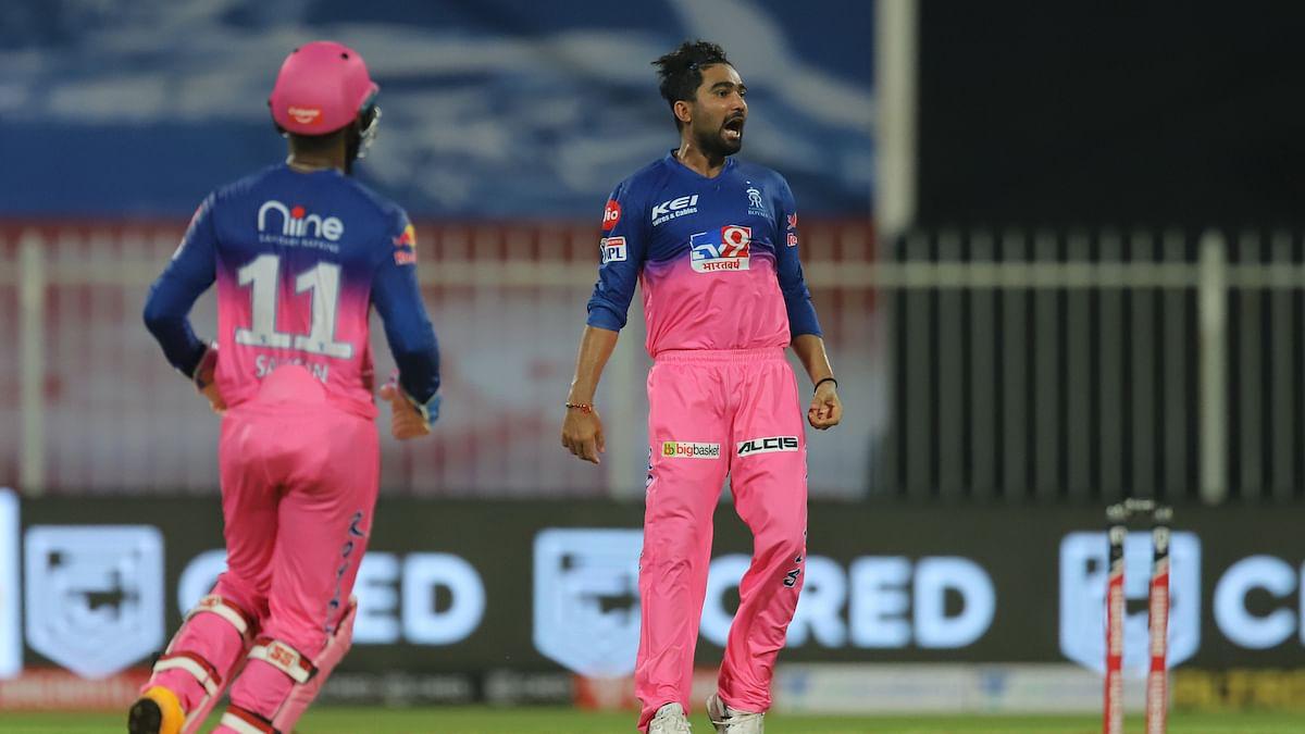 IPL 2020: Samson blitz helps Rajasthan Royals to 16-run win over Chennai Super Kings