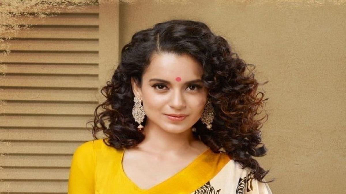 Kangana Ranaut leaves Mumbai for home state, calls her analogy about POK bang on