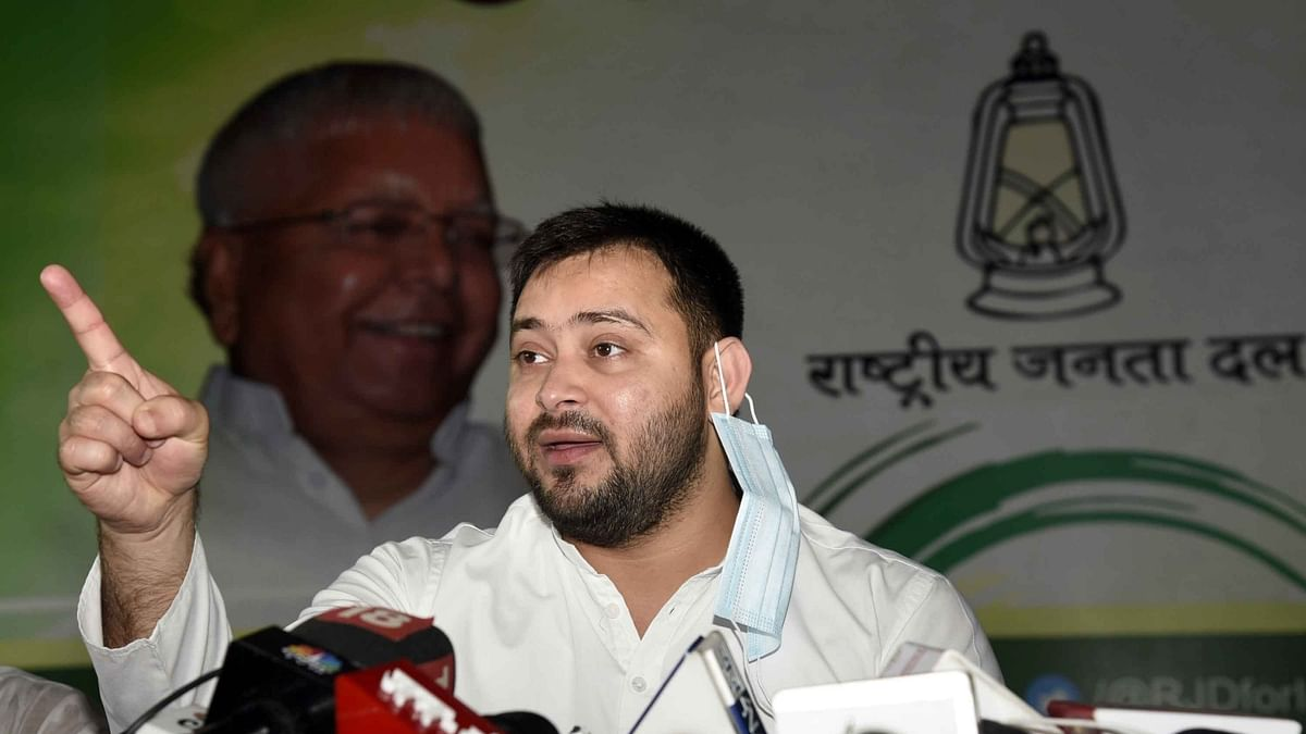 Bihar: Tejashwi slams Nitish Kumar on 'super flop' virtual rally