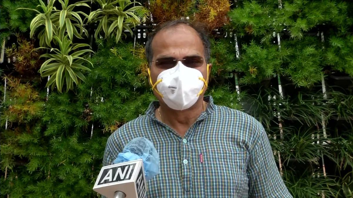 Adhir Ranjan Chowdhury urges LS speaker to convene winter session to discuss farmers' stir, COVID-19 vaccine