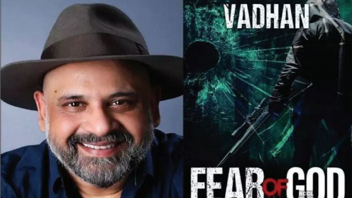A novel based on Jean Dreze's life in a UP village and crime writer Vadhan's 'Fear of God'