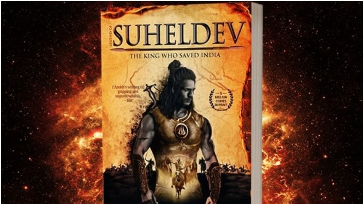 Amish's bestseller 'Suheldev–The King Who Saved India' to be made into a  feature film