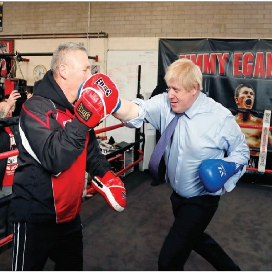 London Diary: Britain's global influence and PM Johnson's poll ratings going downhill