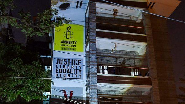 'Highest levels of US govt watching Amnesty shutdown in India'