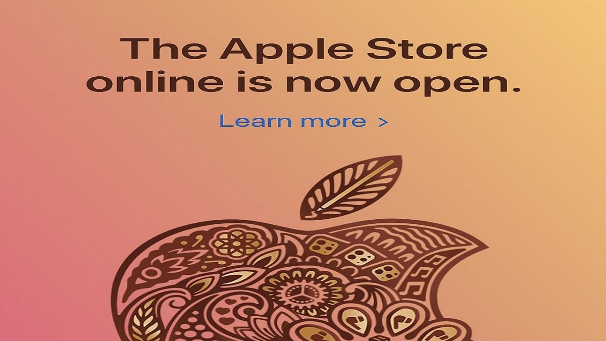 Apple's exclusive online store goes live in India