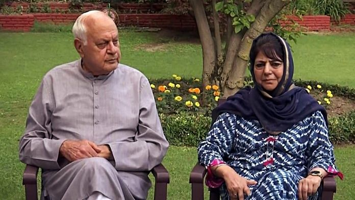 Frustrated BJP keen to drive a wedge between NC and PDP in Kashmir?