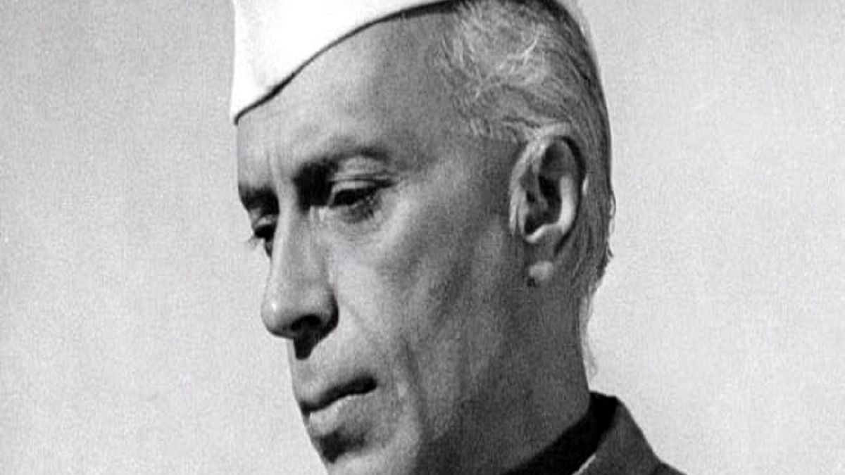 Nehru: What happens to an MP is of no consequence, what happens to Indians is of very large consequence