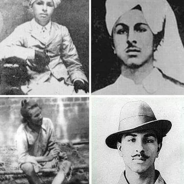 Photo courtesy: Prof Chaman Lal and Bhagat Singh Study Centre
