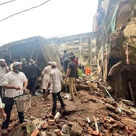 LIVE News Updates: Death toll in Bhiwandi building collapse in Maharashtra rises to 39