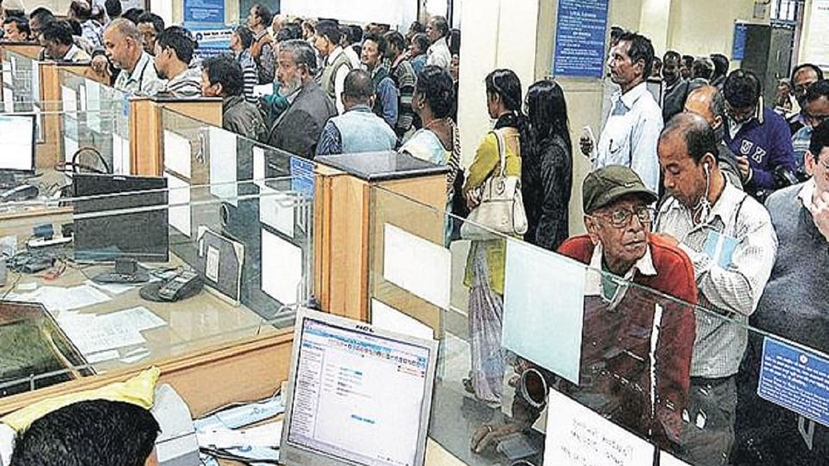 Banks to be closed for 14 days in October