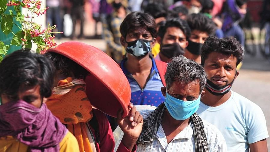 India records single-day spike of 1.65 lakh COVID-19 cases, lowest in 46 days