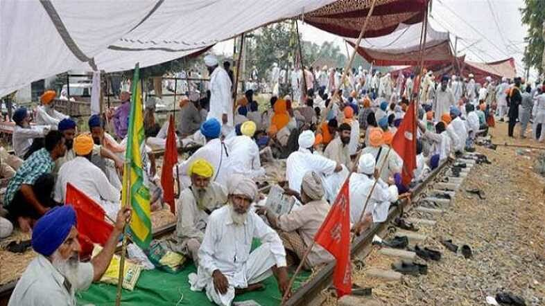 'Rail roko' agitation starts in Punjab, train services suspended