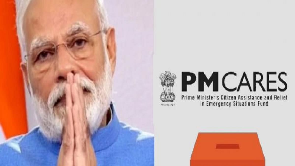 PM CARES Fund not a 'public authority' under RTI Act, says govt in response to question in Lok Sabha