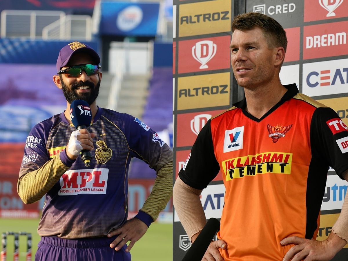 IPL 2020: Rivals Kolkata, Hyderabad eye first win