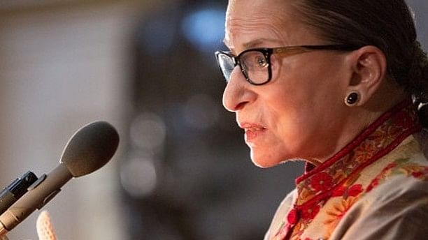 US Supreme Court Justice Ginsburg passes away