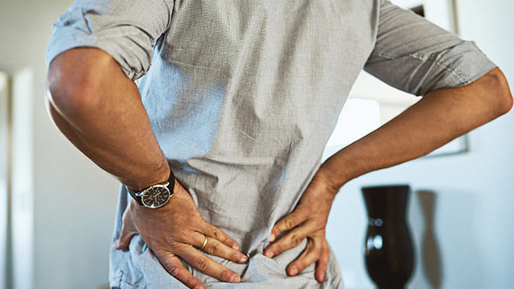Work from home hurting back and neck; people seek medical help