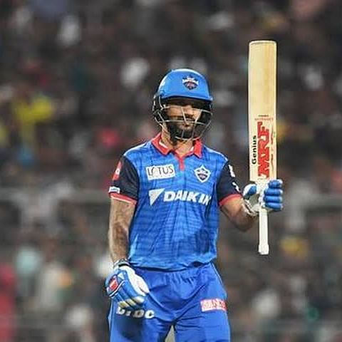 IPL 13: Dhawan misses chance to equal Raina's record