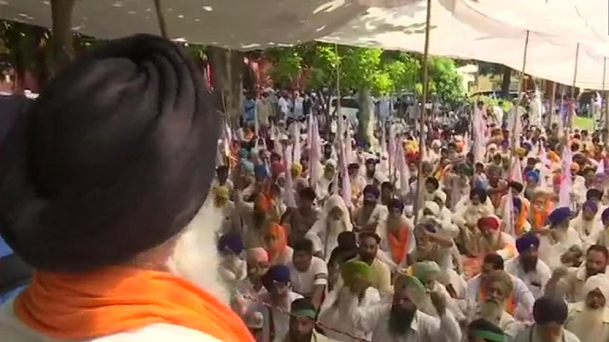 BJP ally Shiromani Akali Dal (Badal) comes out strongly against agricultural ordinances promulgated by Centre