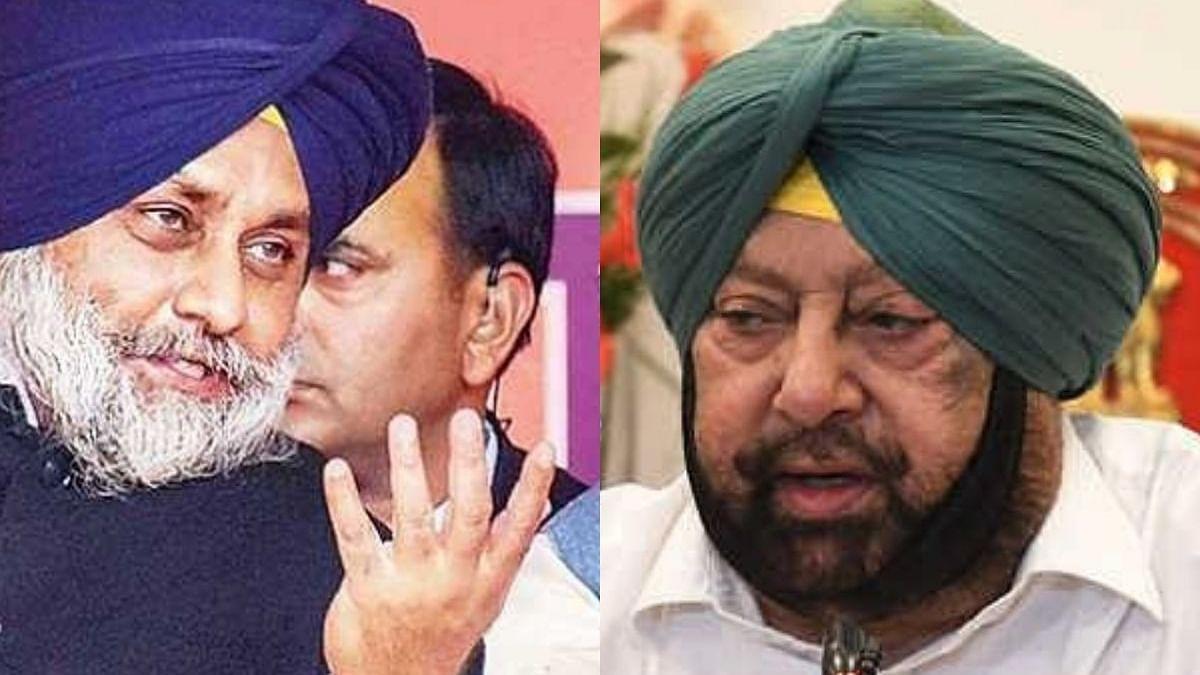 SAD's decision to quit NDA was a desperate case of political compulsion for the Badals: Capt Amarinder Singh