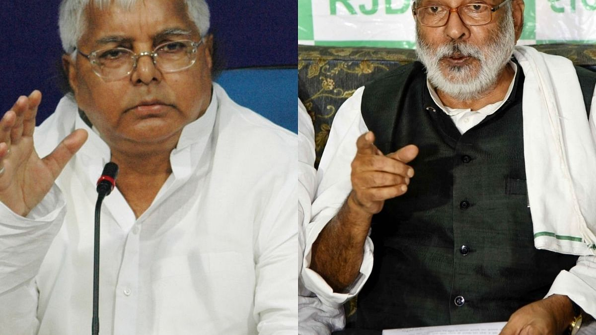 You are not going anywhere, Lalu to Raghuvansh Prasad Singh