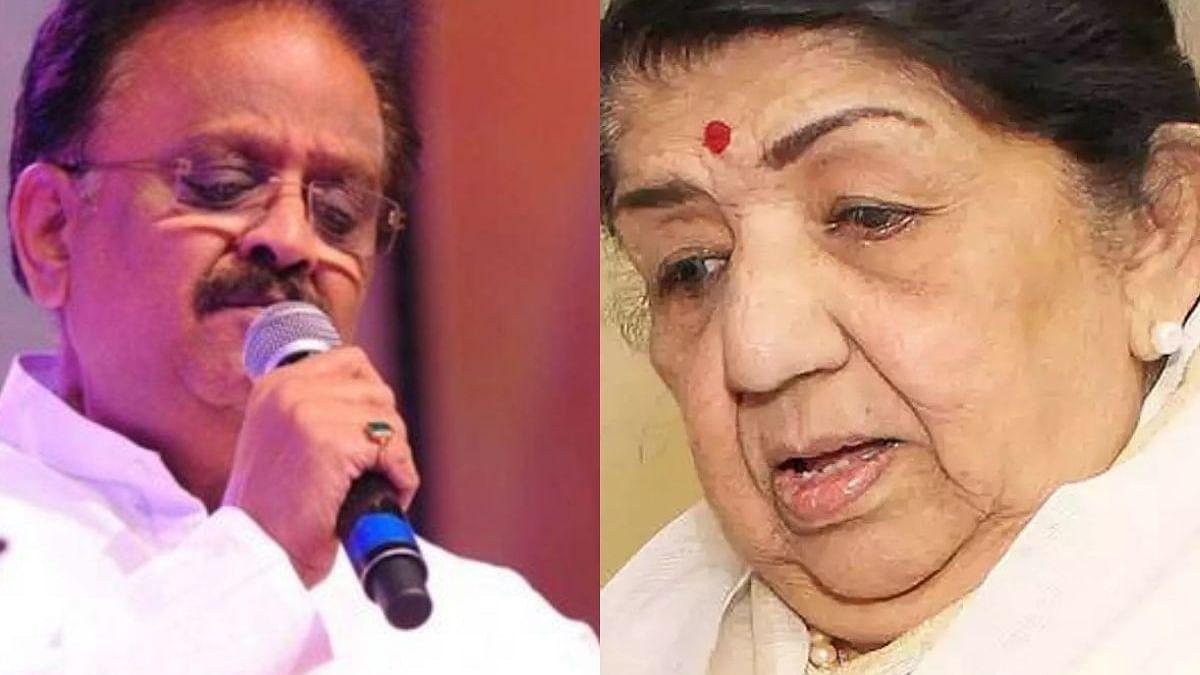 Lata Mangeshkar pays tribute to SP Balasubramaniam